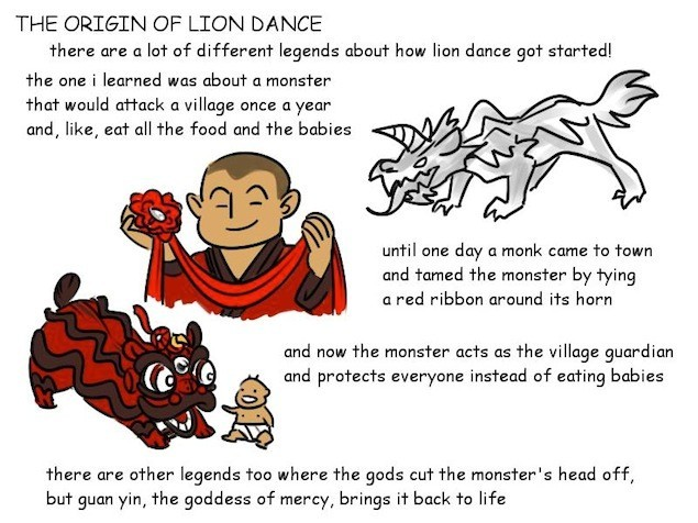 Guide to Singapore Lion Dance Troupe Performance