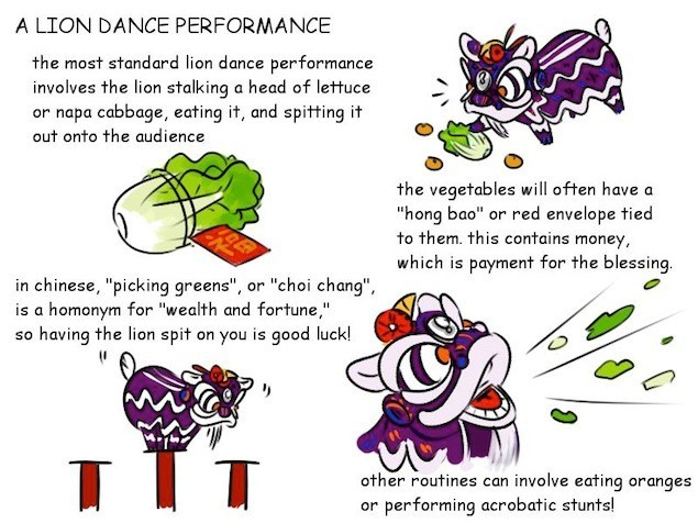 Guide to Lion Dance Troupe Performance