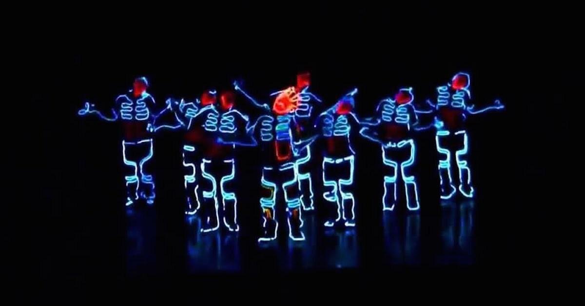 Tron Dance for Comparison