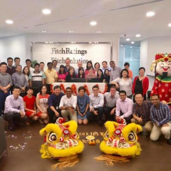led lion dance troupe in singapore