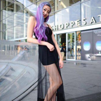 Female Model Singapore Sher