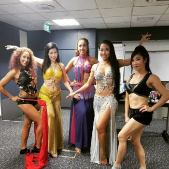 Belly Dancers in Singapore