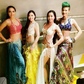 Singapore Belly Dancers